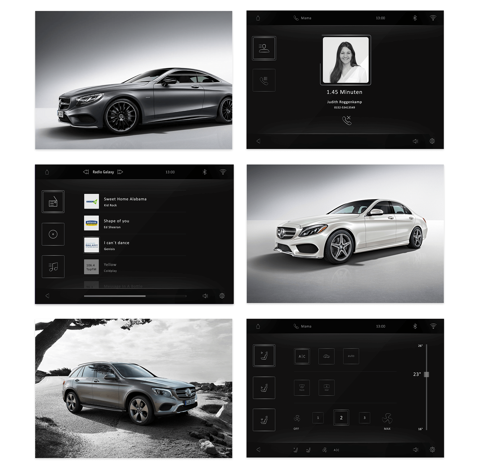 mercedes_screendesign_uebersicht